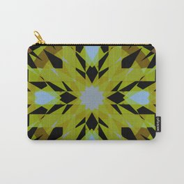 Fragmented Star Carry-All Pouch