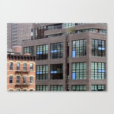 Buildings in NYC Canvas Print