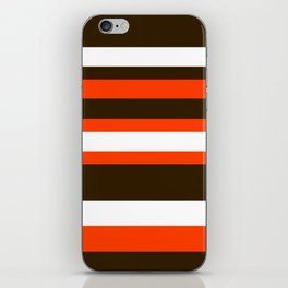 Cleveland Colors iPhone Skin