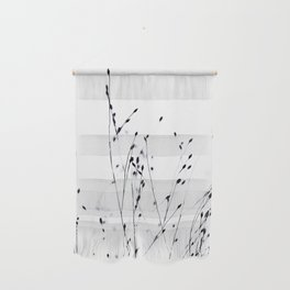 BLACK GRASS Wall Hanging