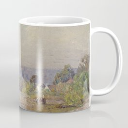 T. C. Steele - Brookville Landscape Coffee Mug