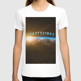 Grabovoi 71427321893 T-shirt