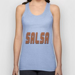 Salsa Pure Anthony Unisex Tank Top