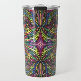 Stained Glas Travel Mug