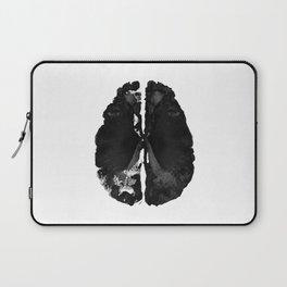 Inkblot Brain Laptop Sleeve