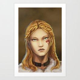 Seers Isle: Freya Art Print