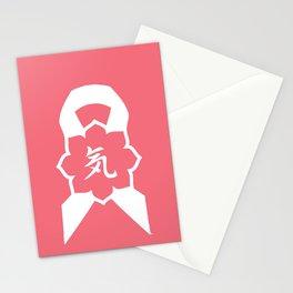 Key Clothing Canada Essence Ribbon Logo Stationery Cards