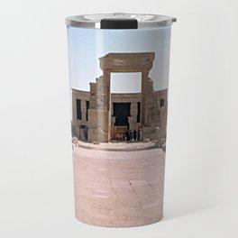 Temple of Dendera, no. 2 Travel Mug