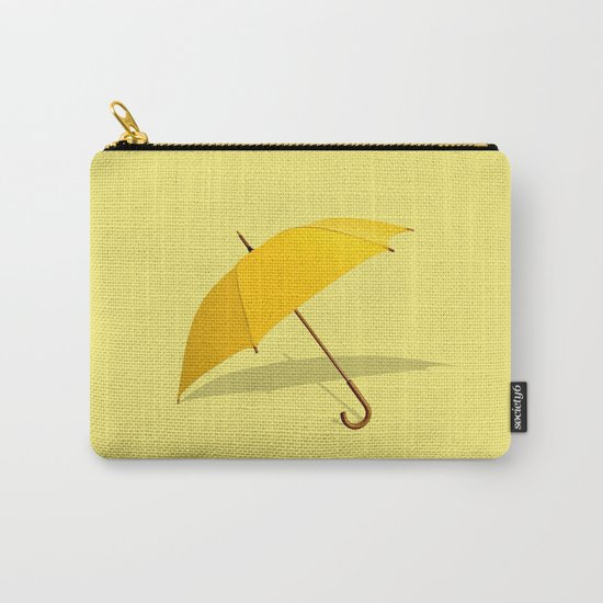 HIMYM - The Yellow Umbrella Carry-All Pouch
