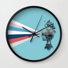 Playback Memories Wall Clock