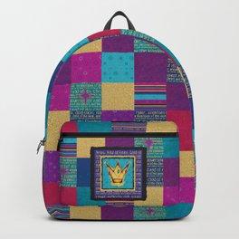 King of Kings Crowns Amanya Design Backpack