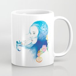 She (The Ocean) Coffee Mug