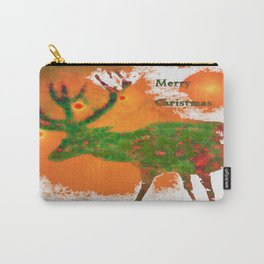 Merry Christmas 3 Carry-All Pouch