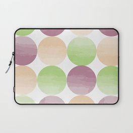 Watercolor Grapes Laptop Sleeve