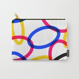 CMYK 01 Carry-All Pouch