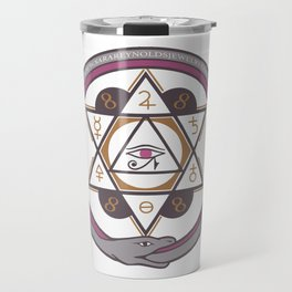 Archaic Elements Travel Mug