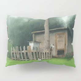 A Walk Pillow Sham