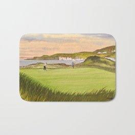 Royal Portrush Golf Course 5th Hole Bath Mat