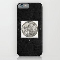 Moon Scale [Sans Black] Slim Case iPhone 6s