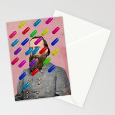 Color Chaos Collection -- Major Pill Stationery Cards