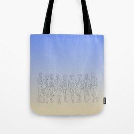 Romantic Universe Tote Bag