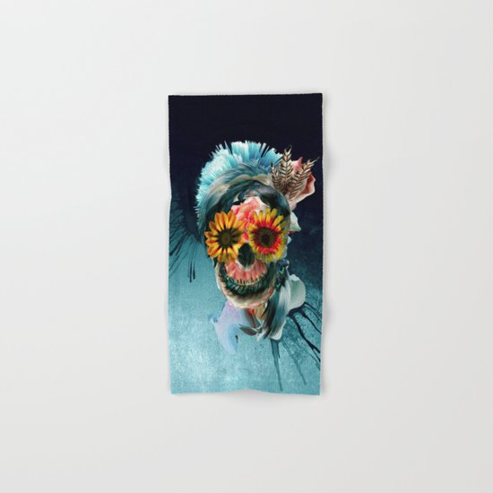 Skull Women Hand & Bath Towel