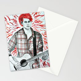 Michael Clífford RED Stationery Cards