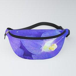 blue violet Fanny Pack