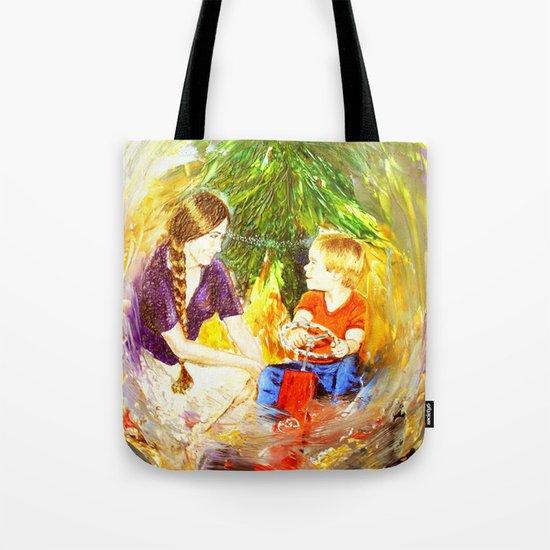 Our Christmas Tote Bag