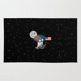 Where No Octopus Has Gone Before Rug