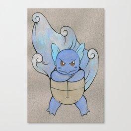 Poke#008 Canvas Print
