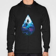Diver of the Blue Hoody