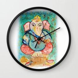 Ganesh ji.. Wall Clock