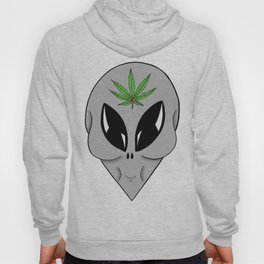 Third Eye Alien Hoody