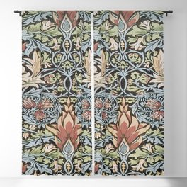 Art work of William Morris 6 Blackout Curtain