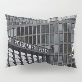 Urban Textures Pillow Sham