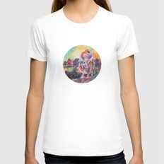 Water Foul Womens Fitted Tee White SMALL