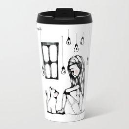 """Ascoltami quando non ti parlo"" Travel Mug"