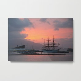 Gorch Fock Metal Print
