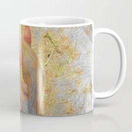 Artistic Animal Piglet Coffee Mug