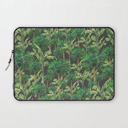 Backyard Pattern Laptop Sleeve