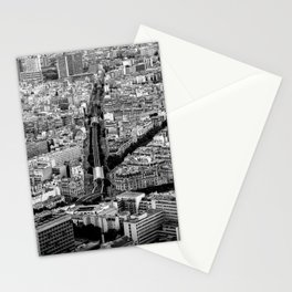 Go with the flow! Stationery Cards