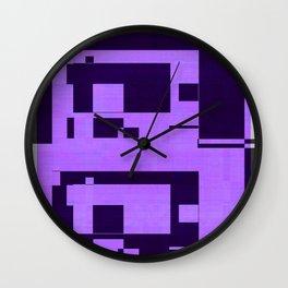 QR Wall Clock