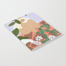 Summer in Paradise Notebook
