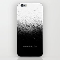 Monolith iPhone & iPod Skin