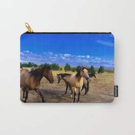Happy Ponys Carry-All Pouch
