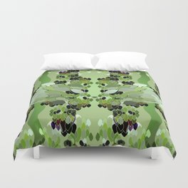 Rainforest Eye Duvet Cover