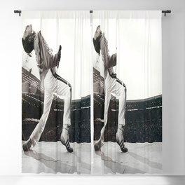 FreddieMercury Poster, FreddieMercury Music Poster Wall Art Home Decor Blackout Curtain