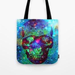Star Skull  Tote Bag