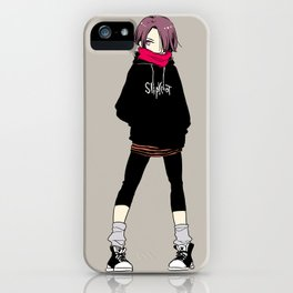band foodie iPhone Case